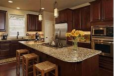 materials for kitchen countertops