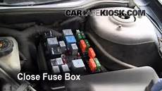 2000 oldsmobile alero fuse box blown fuse check 1999 2004 oldsmobile alero 2000 oldsmobile alero gl 3 4l v6 sedan 4 door
