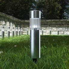 solar leuchten led solarleuchten ailin 12 st 252 ck set lenwelt edelstahl