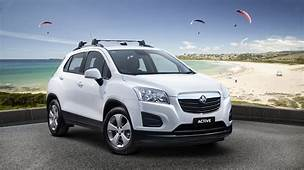 2016 Holden Trax Active Arrives At $23990 Drive Away