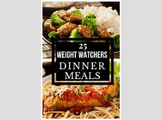 25 Easy & Fast Weight Watchers Meals for Dinner   Word To