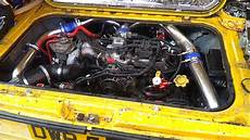 Vw T3 Motorumbau - vw t3 transporter fitted with subaru turbo engine