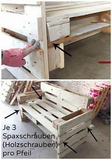M 246 Bel Aus Paletten Bauen Anleitung Furniture Diy