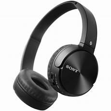 sony wireless headset sony mdr zx330bt bluetooth stereo headset black mdrzx330bt b