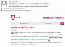 telekom rechnung email torirespast