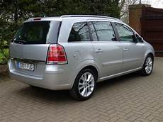 Opel Zafira 7 Sitzer - opel zafira cosmo 1 9 cdti 7 seater