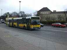 Mercedes O 405 N Niederflur Stadtversion Auf Der