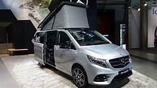 2018 Mercedes Marco Polo Horizon Amg Line Exterior