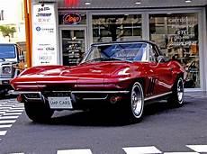 Durongbejo News Chevrolet Corvette Stingray C2