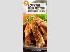 7 Low Carb High Protein Dinner Ideas   Trusper