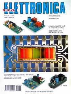riviste nuova elettronica 28 187 electronic sud di basile antonino