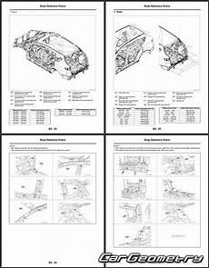 vehicle repair manual 2008 subaru tribeca on board diagnostic system кузовные размеры subaru tribeca 2008 2014 body repair manual