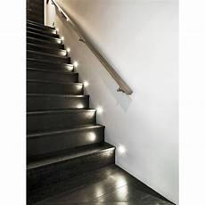 spot escalier led spot de balisage encastrable led 220v 1w escalier mur