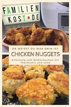 Chicken Nuggets Selber Machen - chicken nuggets selber machen rezept in 2019 thermomix