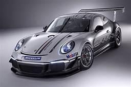 2013 Porsche 911 GT3 Cup Race Car Revealed
