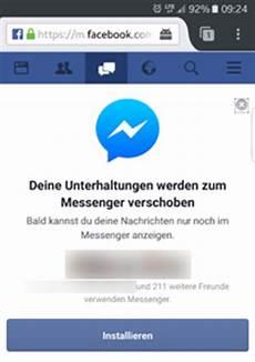 Messenger Deaktivieren - messenger so geht es ohne