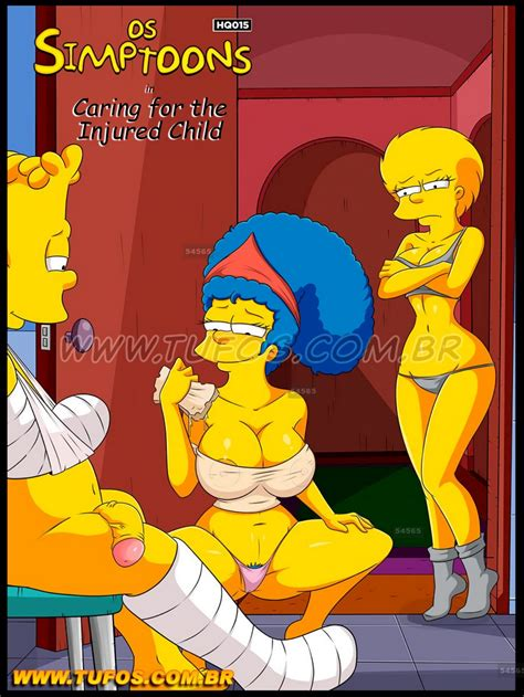 Simpsons Cartoon Porn Pics