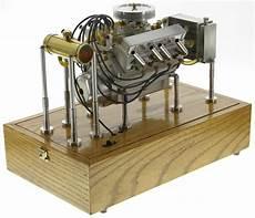 V8 Motor Bausatz Benzin - model gas engine v8 plans only you are not