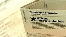 certificat provisoire d immatriculation ants site immatriculation