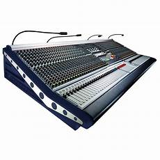mixer console soundcraft mh2 48 channel mixing console nearly new at