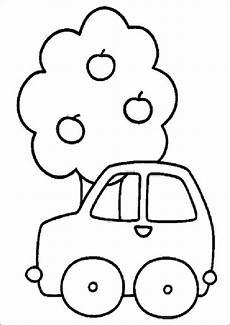 malvorlagen kleinkinder auto batavusprorace