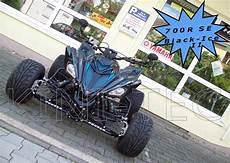 Yamaha Yfm 700r Se Black Ii Lof Zulassung 2x