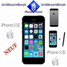 apple iphone 5s neuf 16go gris fonce stylet achat
