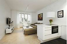 Wohnzimmer Schlafzimmer Zusammen - einzimmerwohnung einrichten wei c fe ausstattung zusammen