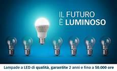illuminazione a led vantaggi illuminazione led