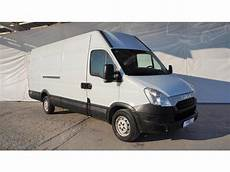 Used Iveco Daily 35s13 Maxi Klima Panel Vans Year 2012