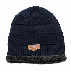 song ting kupluk wool winter beanie hat blue