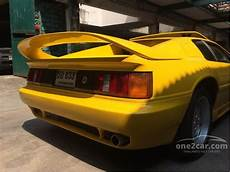electric and cars manual 1996 lotus esprit seat position control lotus esprit 1995 s4 in กร งเทพและปร มณฑล manual coupe ส เหล อง for 1 790 000 baht 5380974