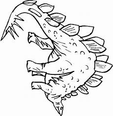 Ausmalbilder Dinosaurier Stegosaurus Pr 228 Historischer Stegosaurus Zum Ausmalen Zum Ausmalen De