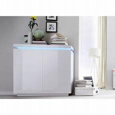 commode design laqu 233 blanc 2 portes cbc meubles
