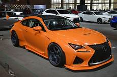 Lexus Rcf Tuning - lexus rc f widebody beast ends up in chicago carscoops