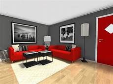 Wohnzimmer Grau Rot - 19 gray living room inspiration that define the best
