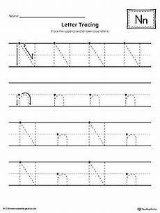 free letter n tracing worksheets 24168 letter n tracing printable worksheet writing practice worksheets writing practice tracing