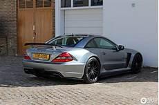 Mercedes Sl 65 Amg Black Series 8 June 2016