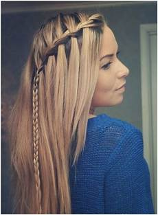 picture of cute braid ideas hairstyles for straight