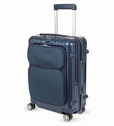 rimowa salsa deluxe hybrid four wheel cabin suitcase