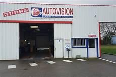 Autovision Contr 244 Le Technique 224 Pluvigner Offres En