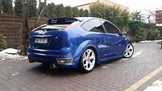 Ford Focus Mk2 St Exhaust Sound