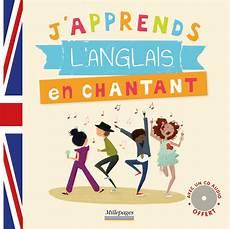 j apprends l anglais en chantant mots langues
