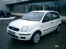 ford 1 4 tdci 2004 2004 ford fusion 1 4 tdci car photo and specs