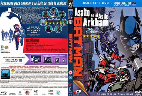 Batman Assault On Arkham Dvd