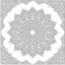 Arabische Muster Malvorlagen Pdf Mandalas Zum Ausdrucken F 252 R Erwachsene Ausmalbilder