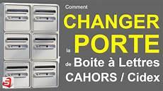 changer une porte de boites aux lettres collectives cahors