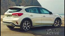 2019 Ford Focus Active Exterior And Interior