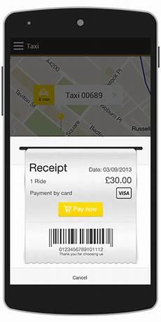 receipt template app printable receipt template