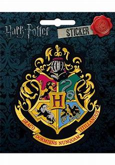 Malvorlagen Harry Potter Gryffindor Harry Potter Hogwarts Crest Sticker
